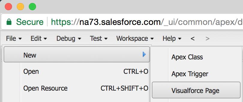 Salesforce Lightning Demo - RingCentral Web Widget Demos